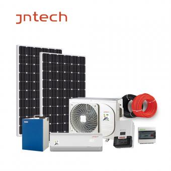 JNTECH DC solar air conditioner12000btu